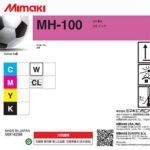 mimaki yellow ink label2